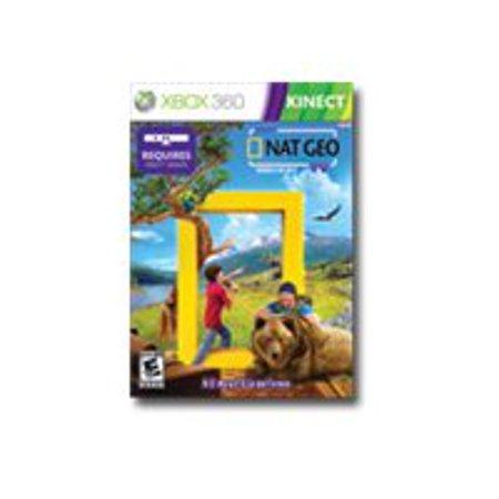 Kinect: Nat Geo TV