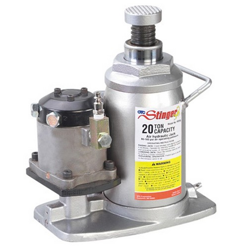 OTC 4321C 20 Ton Air Assist Bottle Jack