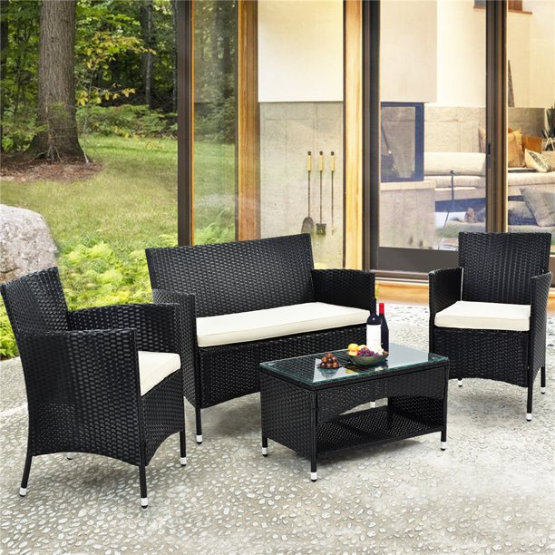 Clearance Outdoor Patio Furniture Set, Outdoor Seating Furniture Clearance
