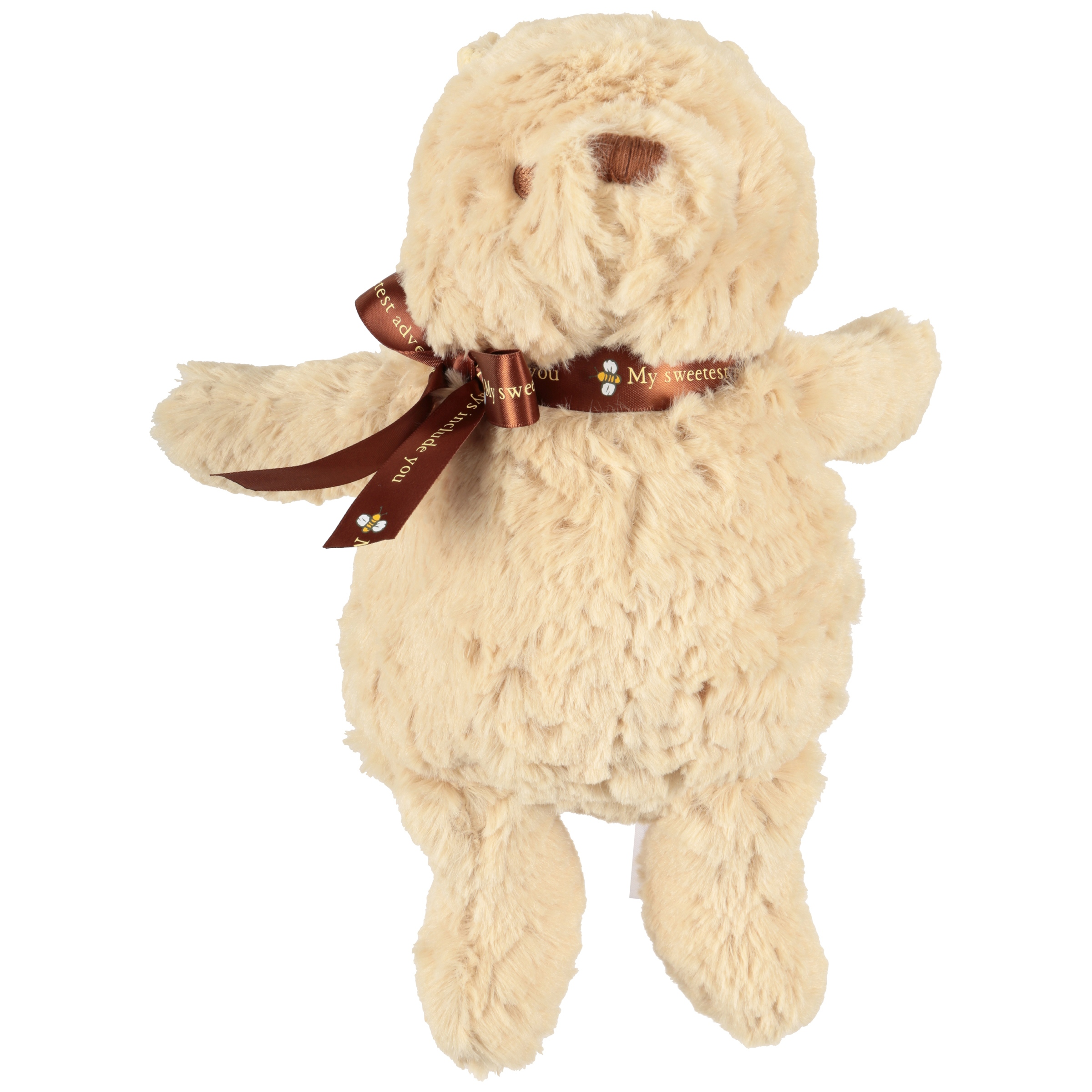 Disney Baby Classic Winnie The Pooh Teddy Bear Plush Toy - Walmart.com