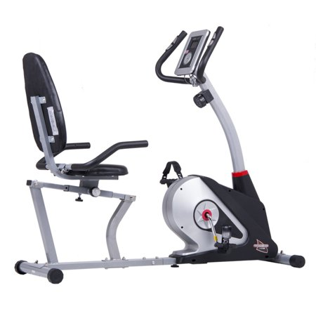Body Champ Brb3558 Magnetic Recumbent Exercise Bike