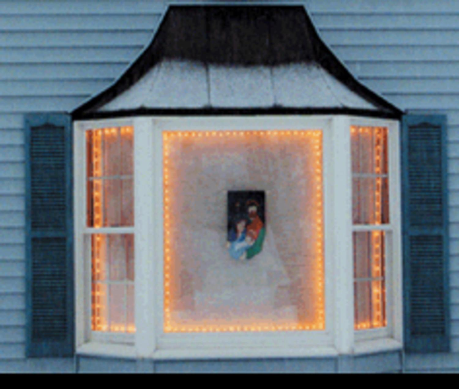 the window wonder frame accessory pack for christmas lights walmartcom