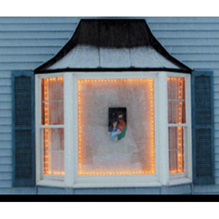 The window wonder frame accessory pack for christmas for 18 lighted christmas tree with stars window silhouette decoration