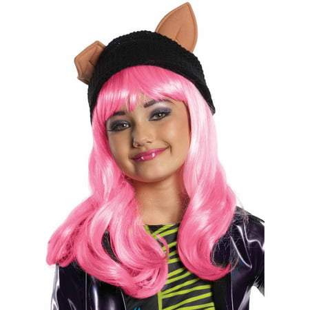 Monster High Howleen Wig Child Halloween Accessory](Crazy Wigs For Kids)