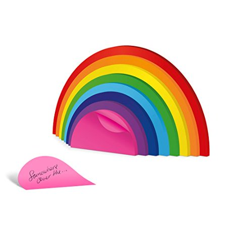 Sticky Notes - Rainbow Double Rainbow Note Paper