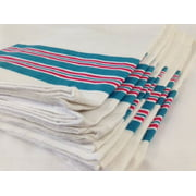 """1 Piece BABY INFANT RECEIVING SWADDLING HOSPITAL BLANKET LARGE 30""""X40"""" STRIPED"""