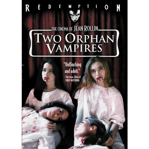 Two Orphan Vampires (French) (Widescreen)