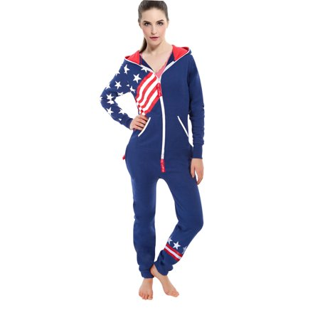 de3c82055b SkylineWears Womens One Piece Fashion Playsuit Ladies Jumpsuit - Walmart.com