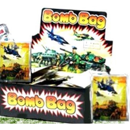 Bomb Bags - Exploding Bag - (1 GROSS) 144 Pieces, Harmless, non-toxic By Novelty