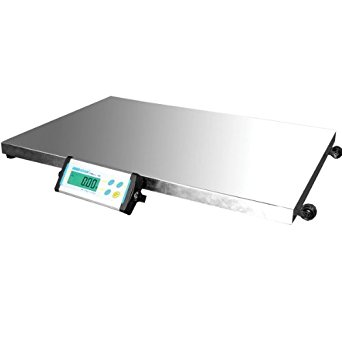 Adam Equipment CPWplus 200L Veterinarian Scale, SS Pltfrm...