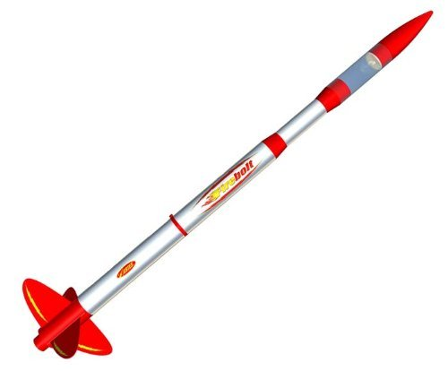 Firebolt Model Rocket..., By Estes Ship from US by