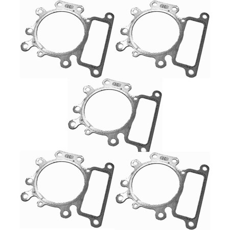 Stratton Cylinder (Briggs and Stratton 5 Pack 794114 Cylinder Head Gasket Replaces 699168)