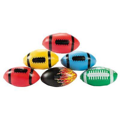 IN-5/1625 Football Kick Ball Assortment 50
