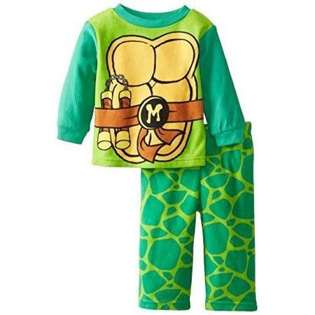Teenage Mutant Ninja Turtles Toddler 2Pc Pajama Set - 2T - Ninja Pajamas