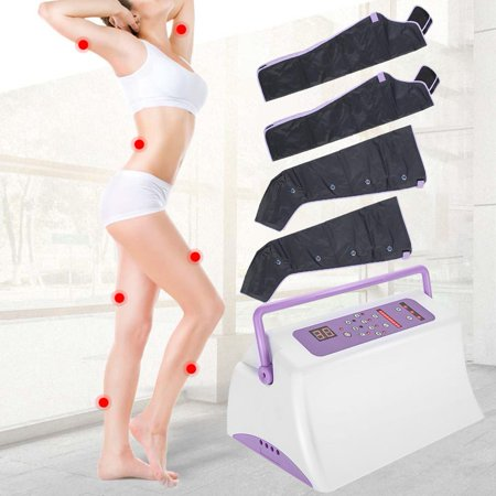 Air Compression Leg Massager,Air Circle Compression Leg Arm Cuff Body Massager Circulation Leg Wraps Pain Release Therapy,Leg Air Compression Massager (Compression Messagers)