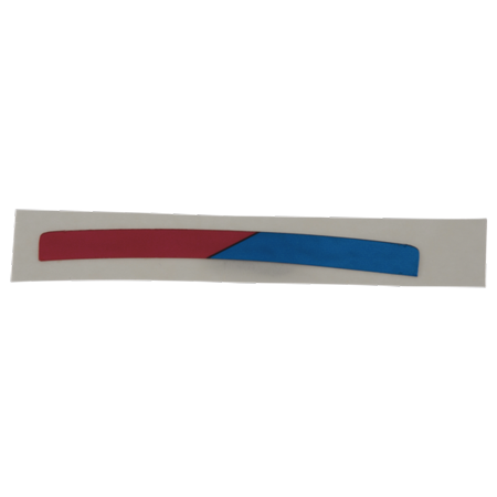 Delta: Decal - Hot / Cold Indicator - 17 Series