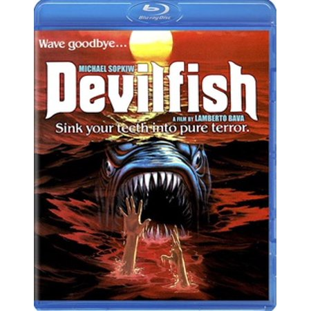 Syfy Shark Movies (MONSTER SHARK AKA DEVIL FISH)
