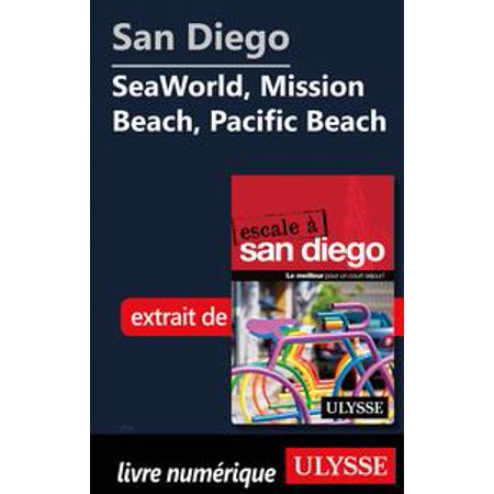 San Diego - SeaWorld, Mission Beach, Pacific Beach - eBook (Seaworld Halloween)