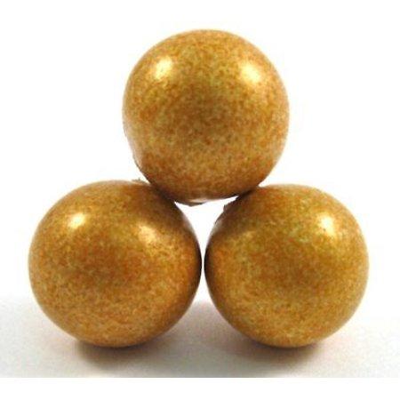 Shimmer Gold Gumballs - Gold Gumballs
