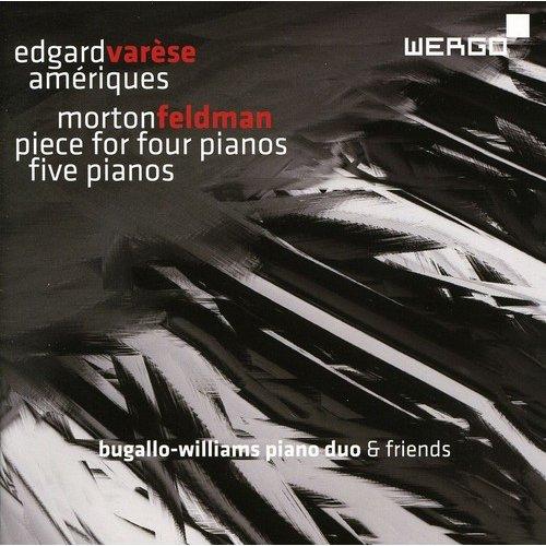 Ameriques / Piece for Four Pianos - Five Pianos