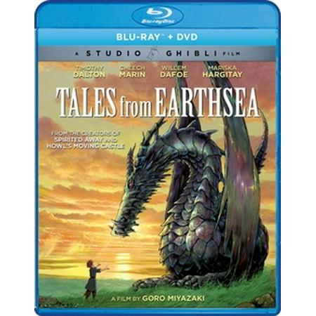 Tales Of Halloween 2019 Film (Tales from Earthsea (Blu-ray +)