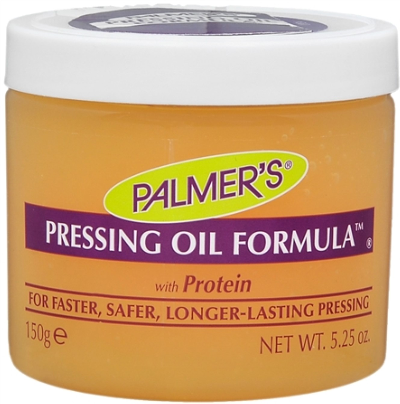 Palmer's Pressing Oil Formula With Protein 5.25 oz