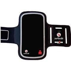 JBL Yurbuds Ironman Series Universal Armband for iPhone, iPod and Most Smartphones (Black)