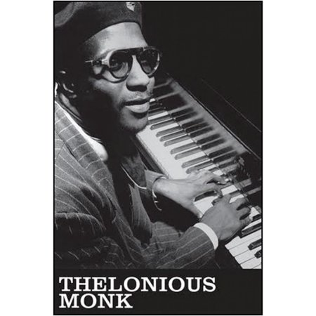 Thelonious Monk Piano London collection vol 2 Poster Poster Print