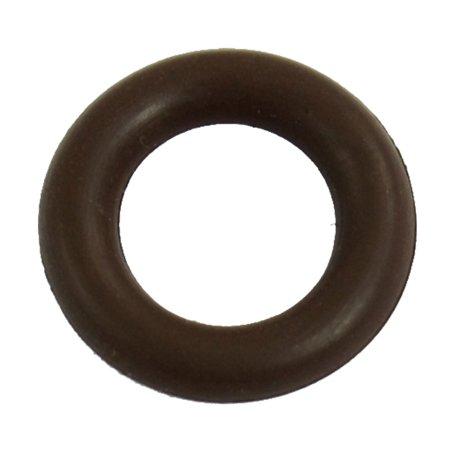 unique bargains 7mm x 12mm x fluorine rubber sealing o ring gasket washer. Black Bedroom Furniture Sets. Home Design Ideas