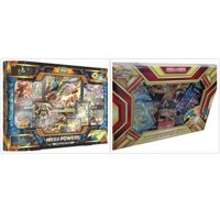 Pokemon Trading Card Game Mega Powers Collection Box and Charizard EX Fire Blast Collection Box Bundle, 1 of Each