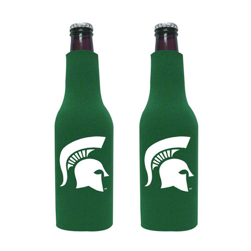 NCAA - Michigan State Spartans Bottle Koozie 2-Pack