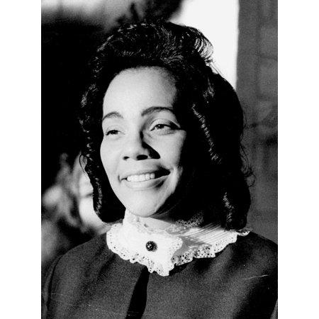 Coretta Scott King Photo Print