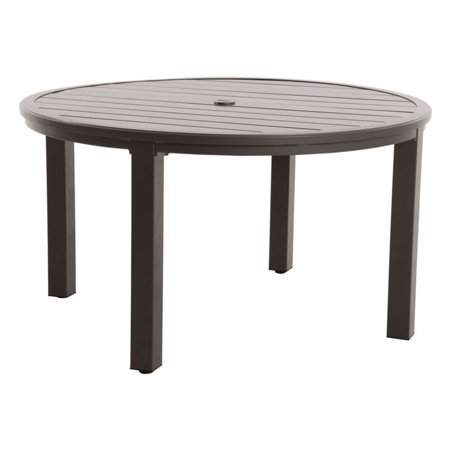 Royal Garden Biscarta Aluminum In Round Patio Dining Table - 54 round patio table