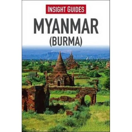 Insight Guide Myanmar Burma