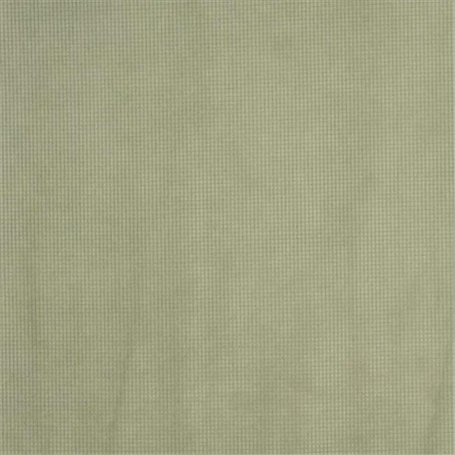 Designer Fabrics B329 54 in. Wide Solid Green, Grid Microfiber Upholstery Fabric