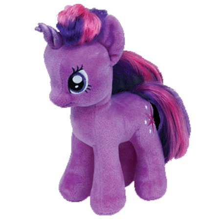 TY Beanie Baby - TWILIGHT SPARKLE (No wings) (My Little Pony - 7 inch)   Original Release  - Walmart.com 03e137c8692e