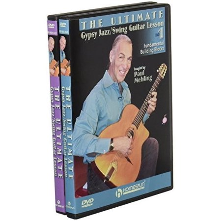The Ultimate Gypsy Jazz   Swing Guitar Lesson