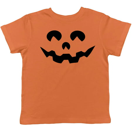 Toddler Cartoon Eyes Pumpkin Face Funny Fall Halloween Spooky T shirt](Cartoon Halloween Pumpkins)