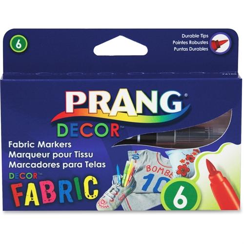 Prang Decor Fabric Markers
