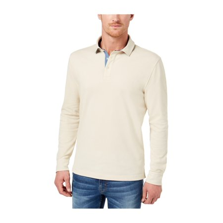 Club Room Mens Stretch Rugby Polo Shirt (Boot Polo Men)