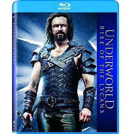 Underworld: Rise Of The Lycans (Blu-ray + Digital HD) (Widescreen)