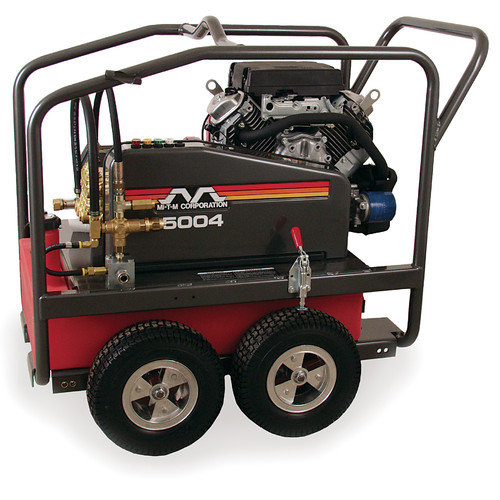 Mi-T-M CWC Series 5000 PSI Cold Water Gasoline  Pressure Washer