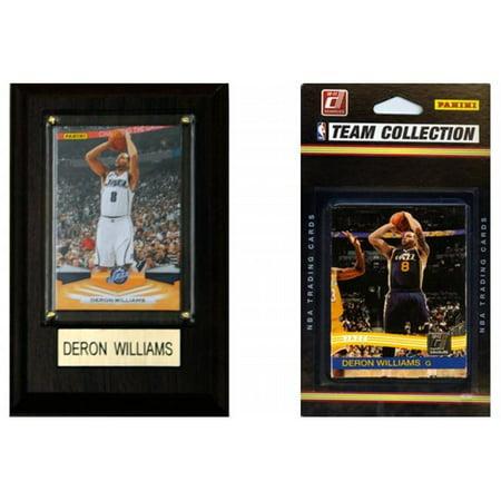 C & I Collectibles 10JAZZFP NBA Utah Jazz Fan Paquet - image 2 de 2