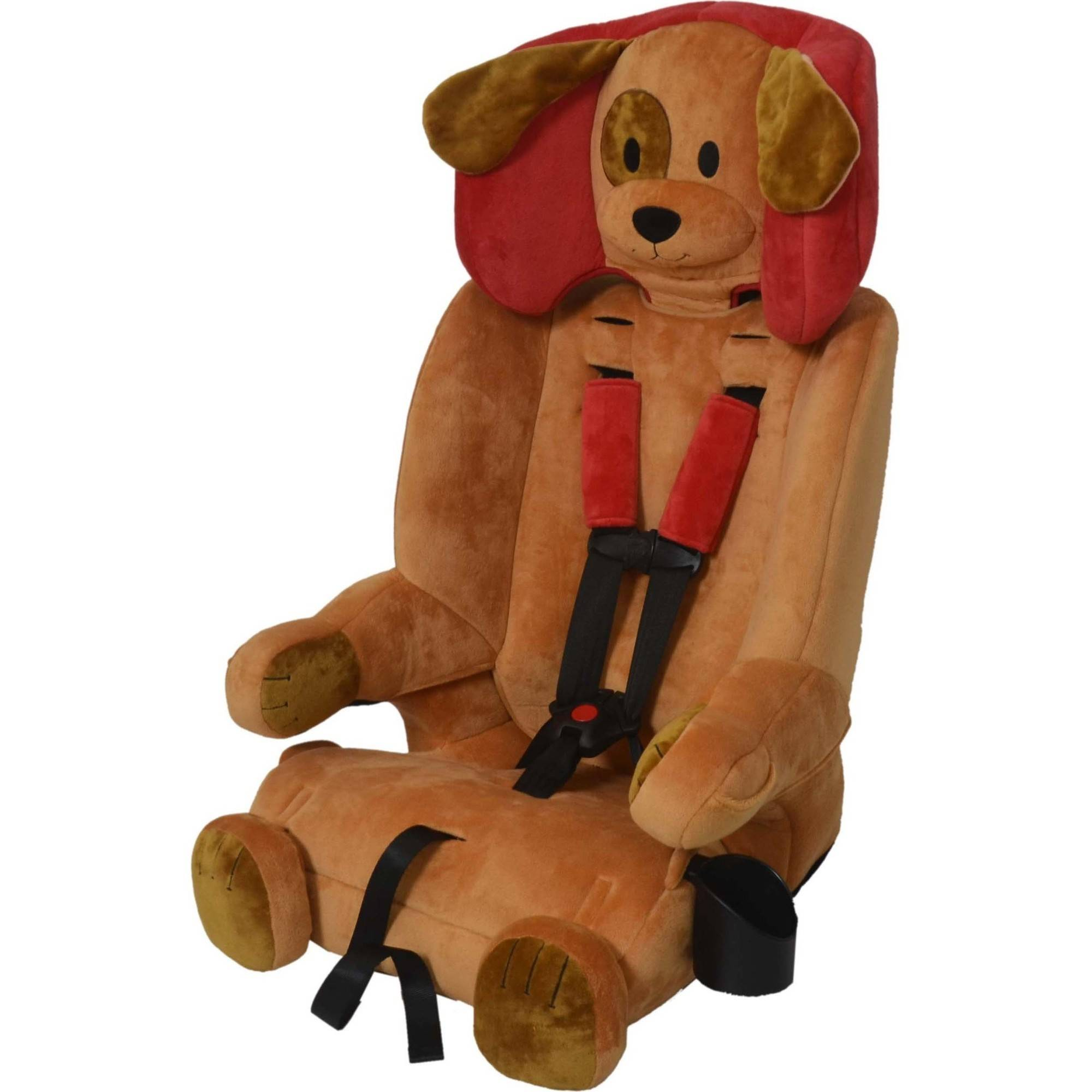 Sentry Baby Products Guardimals 3-in-1 Harness Booster Car Seat, Puppy
