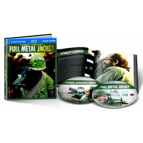 Full Metal Jacket (25th Anniversary) (Blu-ray Book) (Widescreen)