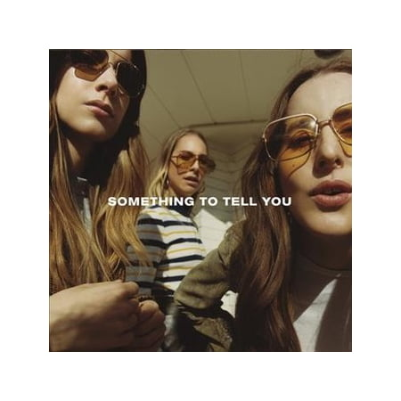HAIM - Something To Tell You (CD)