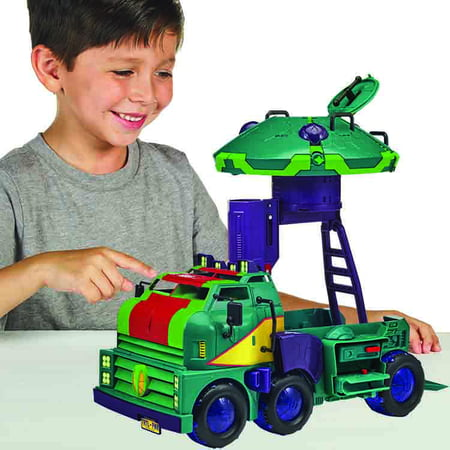 Rise of the Teenage Mutant Ninja Turtle Turtle Tank](Nickelodeon Teenage Mutant Ninja Turtles Leonardo)