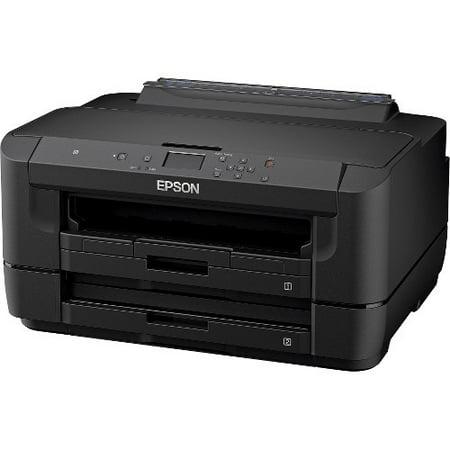 Epson Workforce Wf-7210 Inkjet Printer - Color - 4800 X 2400 Dpi Print - Plain Paper Print - Deskto - image 1 of 1