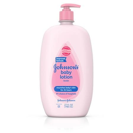 Johnson S Baby Lotion Moisturizer For Sensitive Skin