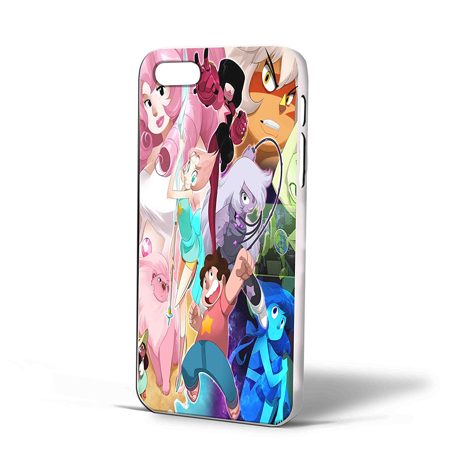 Ganma steven universe collage Case For iPhone Case (Case For iPhone 6s plus White)